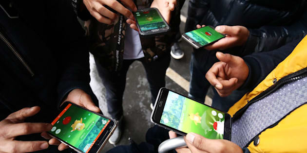 Millennials no longer have to trade Pokémon cards in the playground...