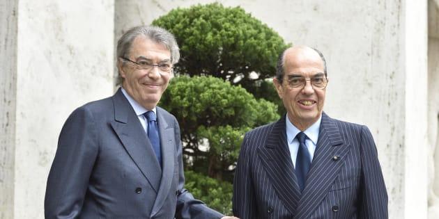 Lutto a Milano. Morto Gian Marco Moratti fratello dell'ex patron dell'Inter