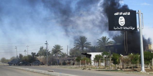 L'État islamique annonce la mort du fils de son chef en Syrie (photo d'illustration).