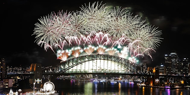 A crowd of one million spectators is expected to gather along the Sydney Harbour foreshore to watch the fireworks spectacular, while an estimated global audience of one billion will see broadcasts of the fireworks.