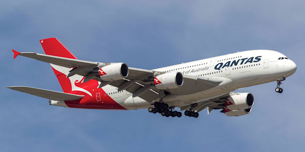 Qantas firms up plans for non stop sydney to london flights stopboris Images