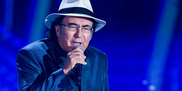 Al Bano  attends the third night of the 67th Sanremo Festival 2017 at Teatro Ariston on February 9, 2017 in Sanremo, Italy. (Photo by Alessandro Tocco/NurPhoto via Getty Images)
