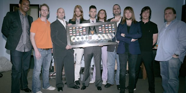 Le gérant de Maroon 5 meurt à l'âge de 40 ans