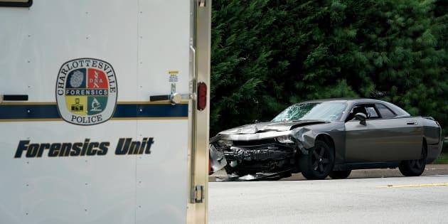 Charlottesville: qui est James Fields, le chauffeur accusé d'avoir foncé sur des manifestants anti-racisme