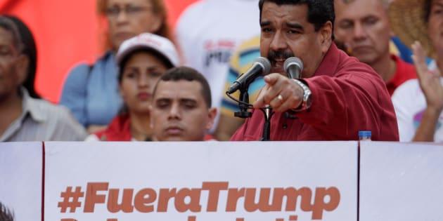 Venezuela, Trump firma nuove sanzioni economiche contro la dittatura