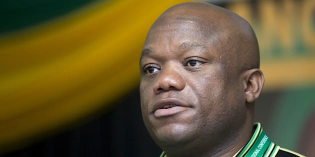 Leader of the disbanded ANC KZN provincial executive, Sihle Zikalala.