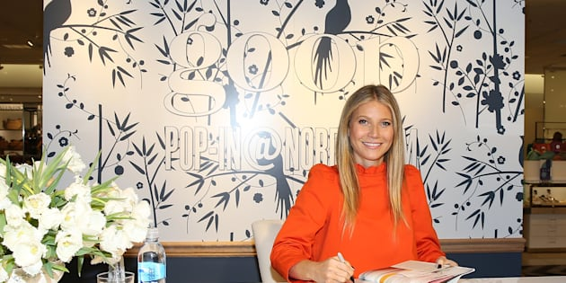 Gwyneth Paltrow attends book signing at goop-in@Nordstrom at The Grove on June 8, 2017 in Los Angeles, Calif.