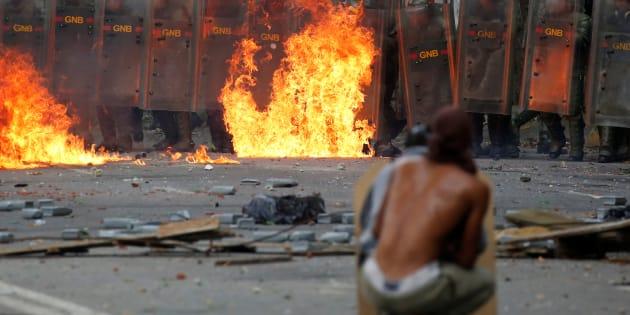 Capriles fijó posición por muerte de Jean Carlos Aponte en Petare — VENEZUELA