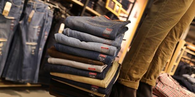 Soldes: le prix du jean Levi's va-t-il flamber à cause de la hausse des taxes sur les produits américains?.