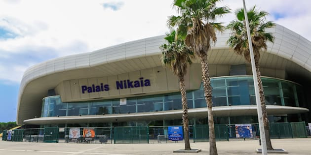 NICE, FRANCE - JUNE 25: General view of Palais Nikaia venue on June 25, 2014 in Nice, France. (Photo by Christie Goodwin/Redferns via Getty Images)
