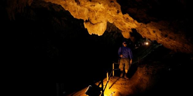 Grotte de Tham Luang en Thaïlande: le récit de deux semaines d'angoisse pour les jeunes footballeurs piégés