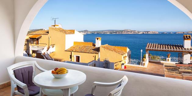 L'île de Majorque en Espagne.