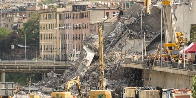 Genova: un crollo inaccettabile che ci obbliga a cambiare