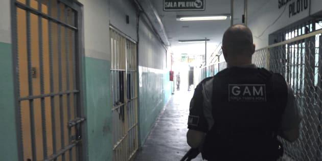 Dados do Infopen mostram que 89% da população prisional estão em unidades superlotadas.