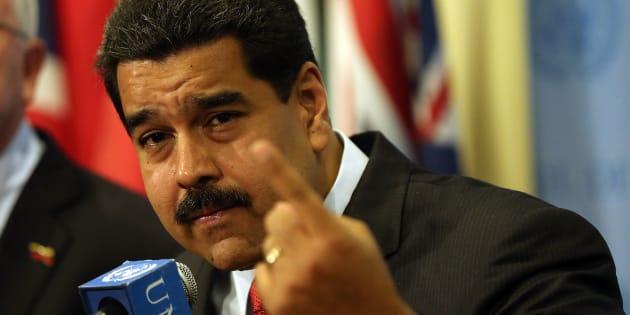 Venezuela, gruppo armato minaccia un'azione militare per rovesciare il governo di Maduro