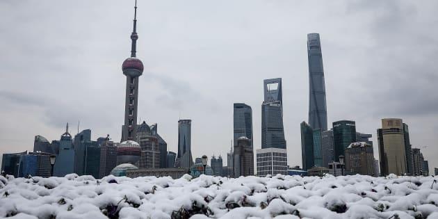 À Shanghai, les moyens pour faire face à ce genre de situation sont dérisoires.