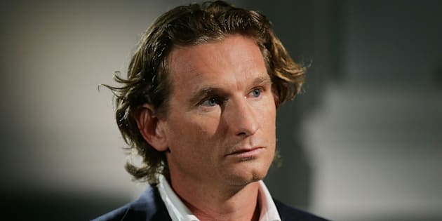 Hird this time last year, after speaking out for the first time about the Essendon doping scandal.