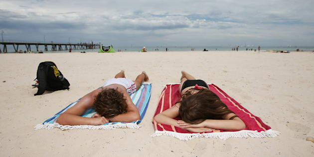 Many parts of South Australia are in the grips of a heatwave.