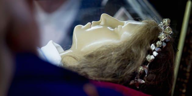 Maria Goretti, ragazzina vittima di un efferato femminicidio