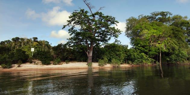 Une vue du Rio Xingu au Brésil (photo d'illustration).