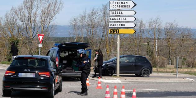 Ataque em supermercado na França deixa vítimas.