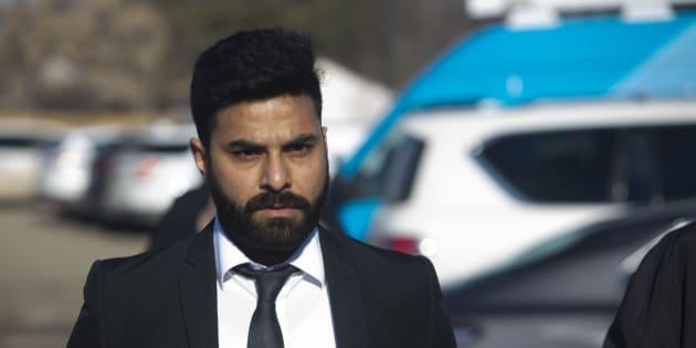Jaskirat Singh Sidhu avait plaidé coupable à 29 chefs d'accusation.