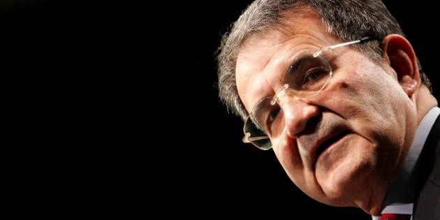 Il presidente del Consiglio, Romano Prodi in una foto del 2008     ANSA/ETTORE FERRARI