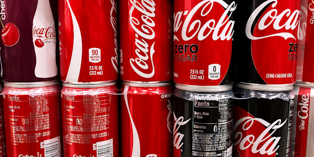 Coca-Cola denies plans to make marijuana-infused drinks