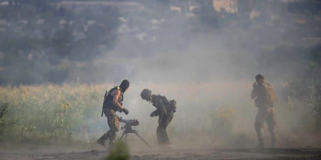 Sei arresti tra mercenari italiani filorussi arruolati per combattere in Ucraina