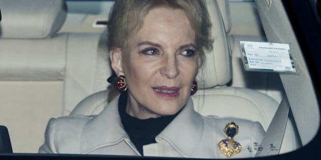 Princess Michael Responds to Backlash Over Her Racially Insensitive Brooch