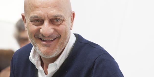 """Claudio Bisio: """"Sui migranti sto con Baglioni. Come potrebbe essere ..."""