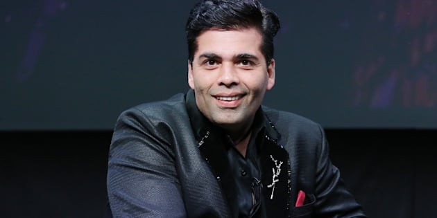 TORONTO, ON - SEPTEMBER 10:  Director/actor Karan Johar speaks during the 2016 Toronto International Film Festival - In Conversation With... Karan Johar at Glenn Gould Studio at CBC on September 10, 2016 in Toronto, Canada.  (Photo by J. Countess/Getty Images)