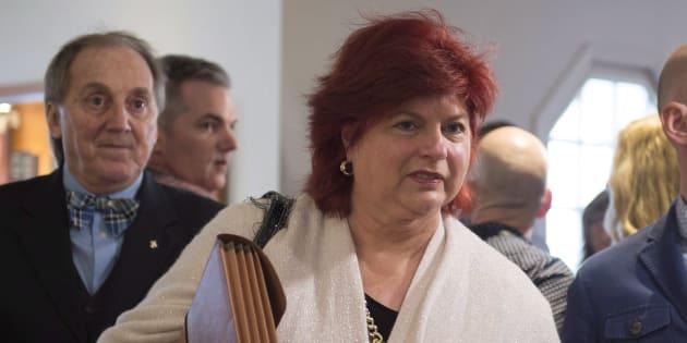 Nicole Léger quitte la vie politique
