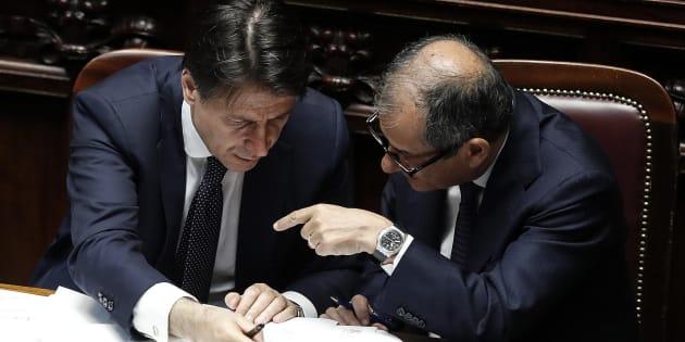 Genova, vertice in Prefettura con Conte e il governatore Toti