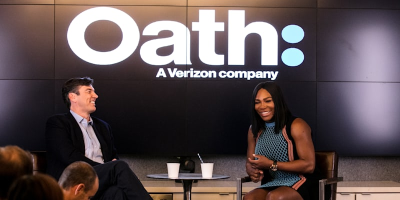 Serena Williams on Why She's Chairing Oath's Board of Advisors