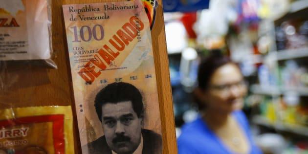 Resultado de imagen para colapso economico en venezuela
