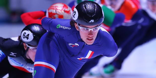 Cette athlète française veut retrouver ses patins à glace volés pour aller aux JO d'hiver
