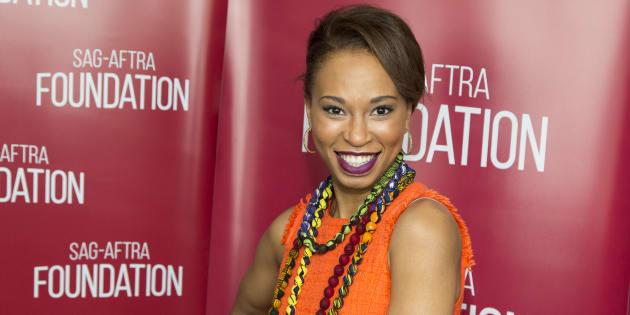 Actress Nondumiso Tembe stars in the film.