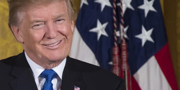 La baisse des impôts promise par Trump votée par le Congrès