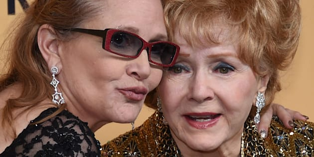 """""""Bright Lights: Starring Carrie Fisher and Debbie Reynolds"""" will premiereJan. 7 at 8 p.m."""