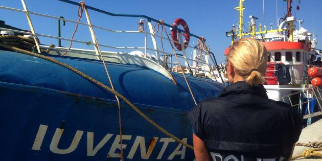 Italie : 177 migrants bloqués au large de Lampedusa