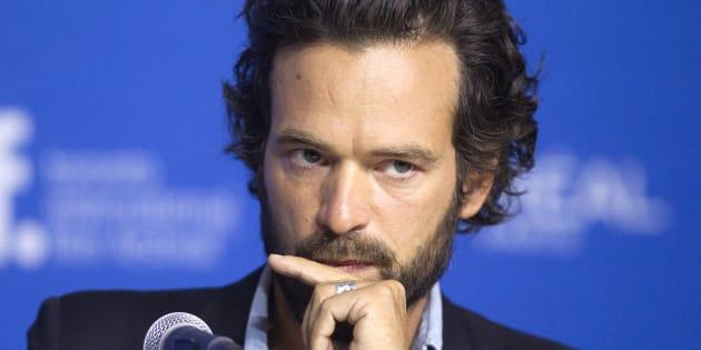 """Romain Duris se glissera prochainement dans la peau de """"Vernon Subutex""""  pour une série Canal +."""