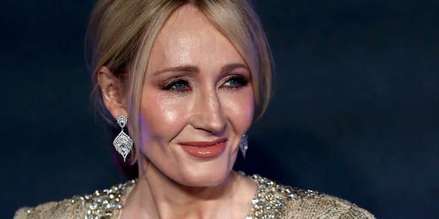 La guerre entre J.K. Rowling et les pro Donald Trump n'a pas fini sur Twitter.