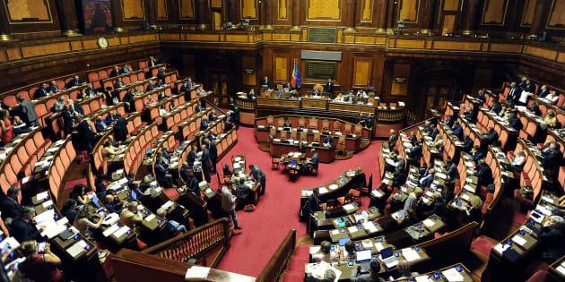 Manca il numero legale al senato il decreto vaccini for Numero legale parlamento
