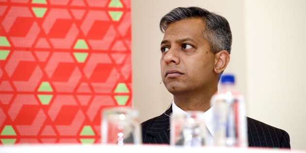 Eskom's former CFO Anoj Singh testifies at the Eskom inquiry