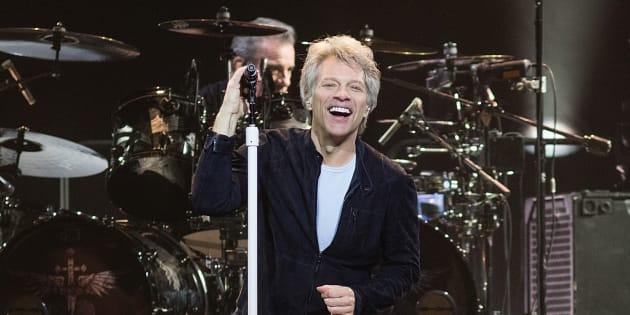 Les spectacles de Bon Jovi reportés