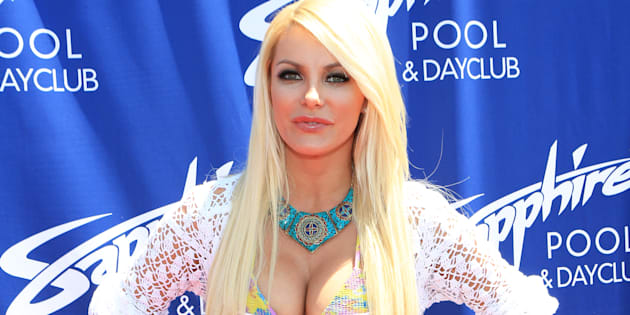 Crystal Hefner had her implants removed after claiming they were 'poisoning' her.