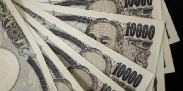日本円のイメージ画像