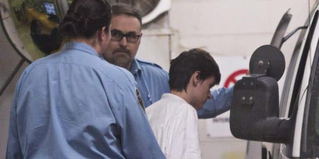 Alexandre Bissonnette, l'auteur de la fusillade qui a fait six morts et cinq blessés graves au Centre culturel islamique de Québec.