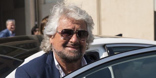 """Beppe Grillo: """"Con Luigi Di Maio bisogna avere un po"""